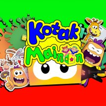 Logo kotak mainan anak
