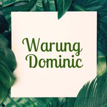 Logo Warung Dominic