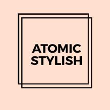 Logo Atomic Stylish