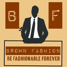 Brown Fashion Store