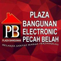 Logo plaza bangunan