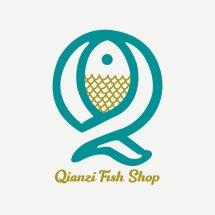 Logo Qianzi Fish Shop