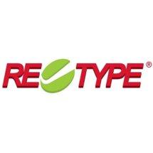 Logo Retype Stationery