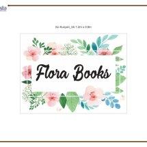 Logo Flora Books