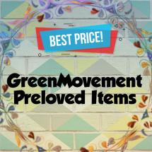 Logo greenmovement preloved