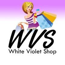 Whitevioletshop Logo