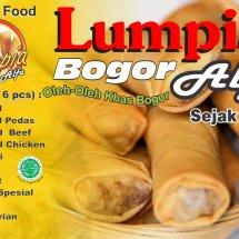 Logo Lumpia Bogor Alfa
