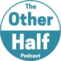 Logo half shop