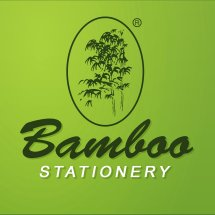 Bamboo Stationery