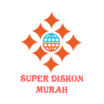 Logo Super Diskon Murah