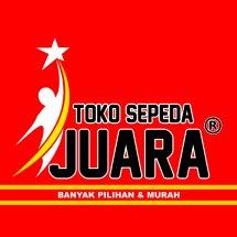 Logo Toko Sepeda JUARA