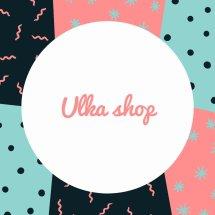 Logo Ulka shop