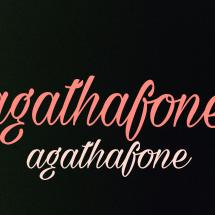 Logo agathafone