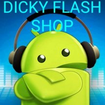 Logo Dicky Flash Shop