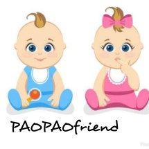 Logo paopaofriend