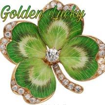 Logo Golden Lucky