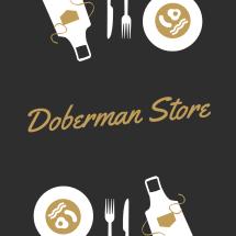 Logo Doberman Store