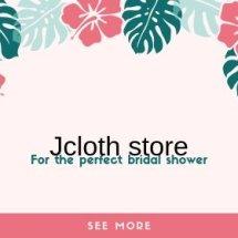 Logo Jcloth store