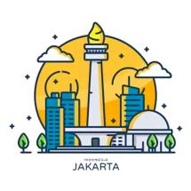 Logo Mega Jakarta