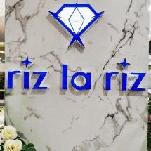 Riz La Riz Logo