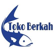 Logo Toko BERKAH Ikan Asin