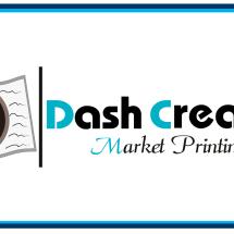 Logo Dash Creative Market