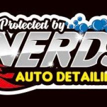 Logo Nerd Stuff Detailing