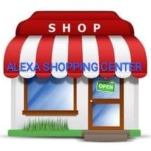 Logo Alexa shopping center