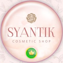 Syantik Cosmetic Shop Logo
