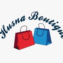 Logo Husna Boutique