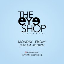 Logo The Eye.Shop