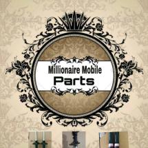 millionaire mobile part Logo