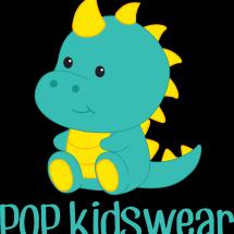 Logo pop kidswear