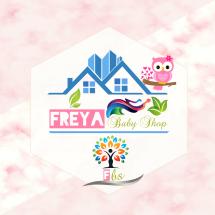Logo Freya Baby Shop