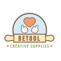 Logo Betool Creative Supplies