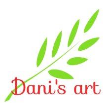Logo Dani's Art & Cake