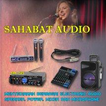 Logo Sahabat Audio_E