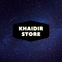 Logo Khaidir Store