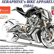 Logo Seraphine's Bike Apparel