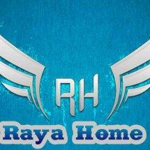 Logo Raya home store