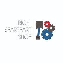 Logo Rich Sparepart Shop