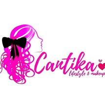 Logo cantika Adreena saila