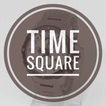 Time Square Watch Logo
