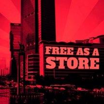 Logo Free as a Store