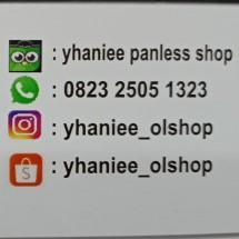 Logo yhaniee panless shop