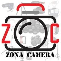 Logo zona camera