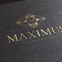 Logo Maximus Super Shop