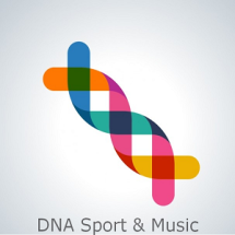 Logo DNA Sport & Music