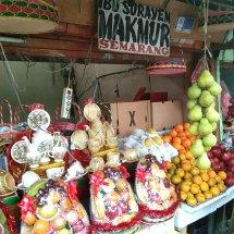 Logo toko buah parcel makmur