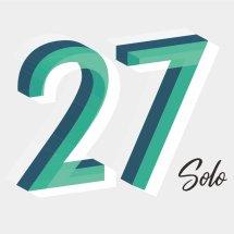 Logo twentyseven-solo